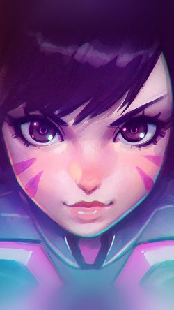 papers.co-ar94-overwatch-diva-cute-game-art-illustration-33-iphone6-wallpaper