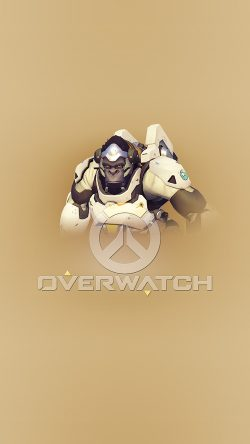 papers.co-ar96-overwatch-winston-cute-game-art-illustration-33-iphone6-wallpaper