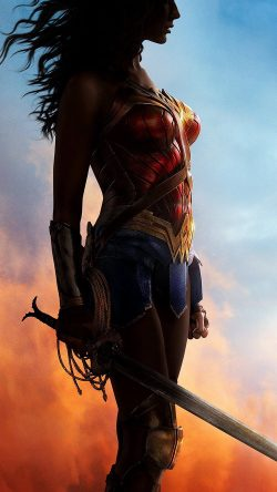 papers.co-as56-wonder-woman-art-poster-hero-art-illustration-33-iphone6-wallpaper