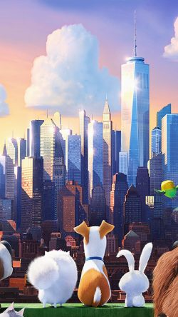 papers.co-as60-secret-life-of-pets-animation-art-illustration-33-iphone6-wallpaper