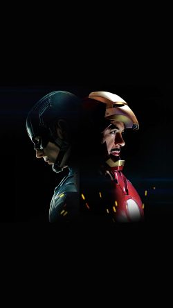 papers.co-as71-captain-america-civilwar-ironman-hero-art-illustration-33-iphone6-wallpaper