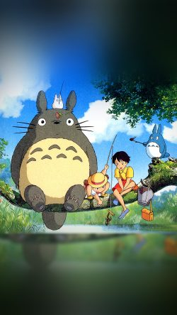 papers.co-as73-my-neighbor-totoro-anime-art-illustration-33-iphone6-wallpaper