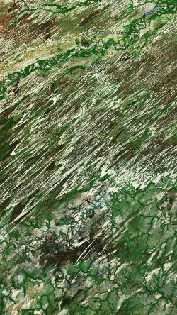 papers.co-as97-earthview-green-nature-space-art-illustration-33-iphone6-wallpaper
