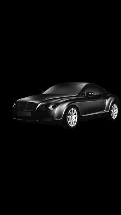 papers.co-at00-car-bentley-dark-black-limousine-art-illustration-33-iphone6-wallpaper