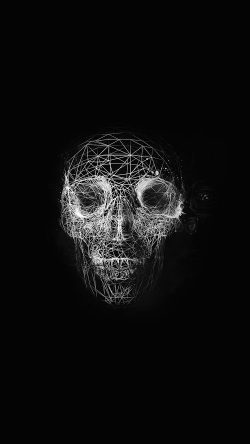 papers.co-at04-digital-skull-dark-abstract-art-illustration-bw-33-iphone6-wallpaper