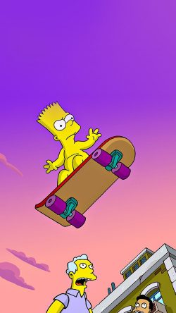 papers.co-at77-simpson-anime-cartoon-bart-nude-art-illustration-33-iphone6-wallpaper