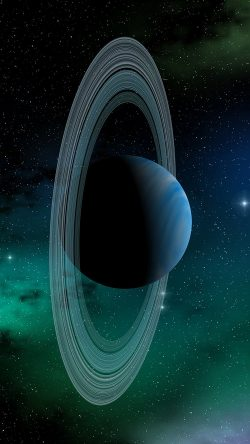 papers.co-at78-space-planet-saturn-blue-star-art-illustration-33-iphone6-wallpaper