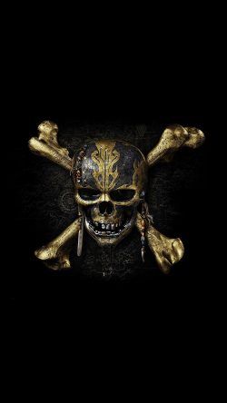 papers.co-at83-pirates-dark-skull-art-illustration-33-iphone6-wallpaper