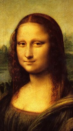 papers.co-au20-mona-lisa-classic-paint-illustration-art-33-iphone6-wallpaper