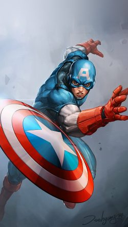 papers.co-au72-hero-captain-america-jeehyunglee-illustration-art-33-iphone6-wallpaper