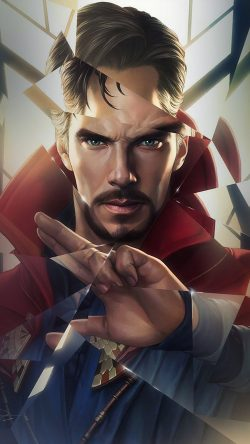 papers.co-au77-doctor-strange-hero-illustration-art-33-iphone6-wallpaper