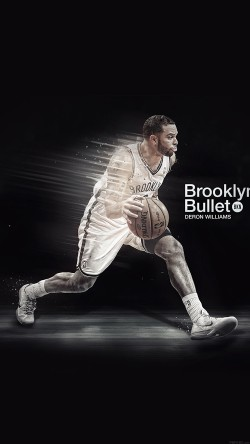 papers.co-hb06-wallpaper-deron-williams-brooklyn-bullet-nba-basketball-sports-33-iphone6-wallpaper