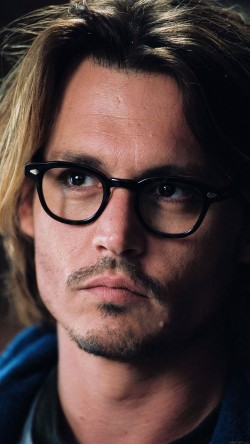 papers.co-hb14-wallpaper-johnny-depp-glass-film-actor-face-33-iphone6-wallpaper