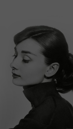 papers.co-hd45-audrey-hapburn-classic-dark-sexy-woman-33-iphone6-wallpaper