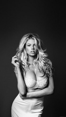 papers.co-he76-charlotte-mckinney-sexy-dark-smoke-girl-33-iphone6-wallpaper
