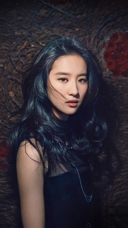 papers.co-hf82-girl-liu-yifei-china-film-actress-model-singer-dark-33-iphone6-wallpaper