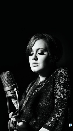 papers.co-hg96-adele-music-singer-dark-bw-celebrity-33-iphone6-wallpaper