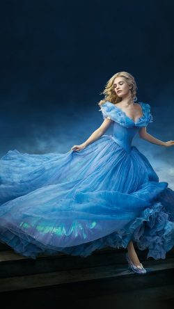 papers.co-hi57-cinderella-dress-blue-art-33-iphone6-wallpaper