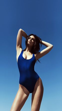 papers.co-hj59-kendall-jenner-blue-bikini-summer-cool-sexy-33-iphone6-wallpaper