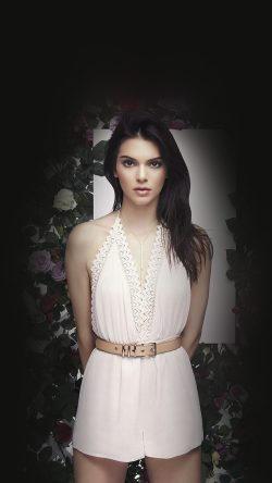 papers.co-hj90-kendall-jenner-flower-dark-33-iphone6-wallpaper