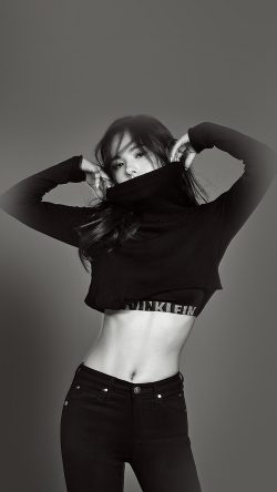 papers.co-hj97-dark-bw-girl-slim-black-kpop-33-iphone6-wallpaper