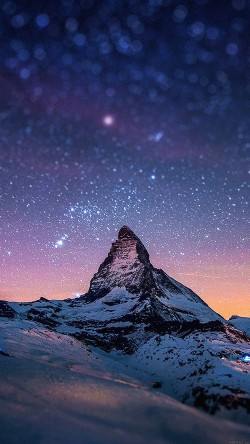 papers.co-ma69-night-stars-over-moutain-nature-33-iphone6-wallpaper