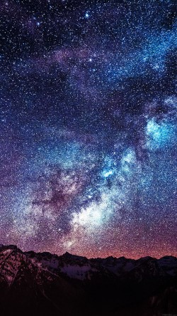 papers.co-mb56-wallpaper-amazing-milkyway-space-mountain-red-33-iphone6-wallpaper