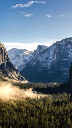 Good Morning Yosemite.