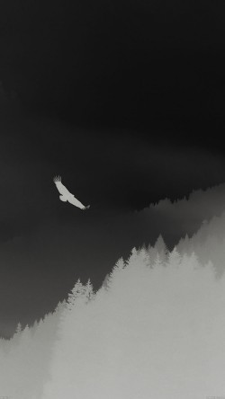 papers.co-md68-eagle-mountain-dark-fly-animal-33-iphone6-wallpaper