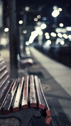 papers.co-mf78-street-chair-melancholy-night-lights-bokeh-city-33-iphone6-wallpaper