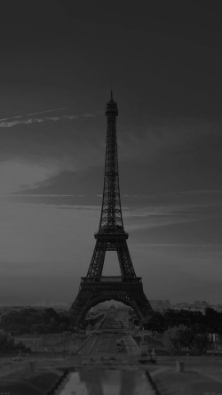papers.co-mg41-city-of-love-paris-eiffel-tower-france-black-and-white-33-iphone6-wallpaper