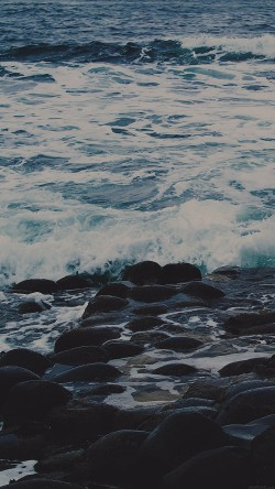 papers.co-mi47-wet-sea-beach-wave-dark-olivia-henry-nature-33-iphone6-wallpaper