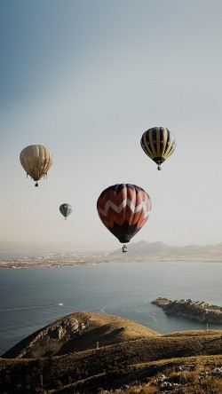 papers.co-mi81-hot-air-balloon-sky-seaside-nature-33-iphone6-wallpaper