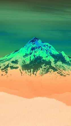papers.co-mk17-green-sunset-snow-mountain-nature-33-iphone6-wallpaper
