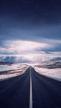 papers.co-ml48-road-to-heaven-snow-mountain-nature-winter-33-iphone6-wallpaper