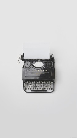 papers.co-mn77-florian-klauer-type-writer-minimal-33-iphone6-wallpaper