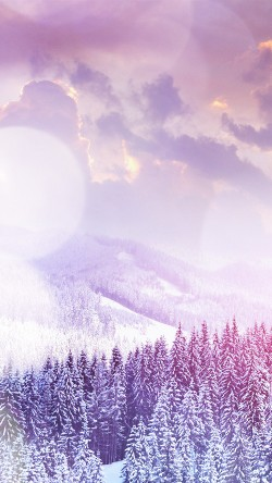 papers.co-mo01-winter-mountain-snow-white-flare-nature-33-iphone6-wallpaper