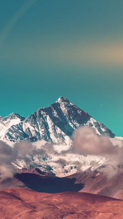 papers.co-mr56-snow-solo-mountain-high-nature-green-33-iphone6-wallpaper