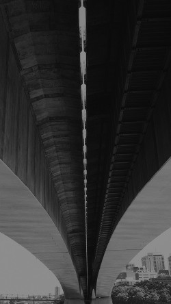 papers.co-ms03-city-bridge-nature-dark-black-bw-33-iphone6-wallpaper