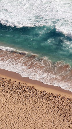 papers.co-ms15-beach-wave-coast-nature-sea-water-summer-33-iphone6-wallpaper