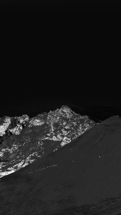 papers.co-mt00-winter-mountain-snow-bw-nature-dark-33-iphone6-wallpaper