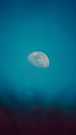 papers.co-mt02-moon-rise-day-nature-blue-dark-night-green-33-iphone6-wallpaper