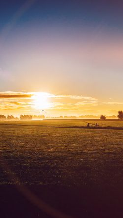papers.co-mt98-sunny-morning-farm-peace-nature-flare-33-iphone6-wallpaper