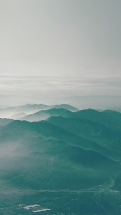 papers.co-mu44-mountain-fog-nature-green-flare-sky-view-33-iphone6-wallpaper