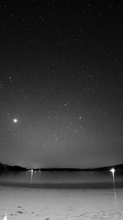 papers.co-mv36-night-beach-sea-vacation-nature-star-sky-dark-bw-33-iphone6-wallpaper