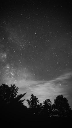 papers.co-mv76-sky-night-star-dark-mountain-cloud-vignette-bw-33-iphone6-wallpaper