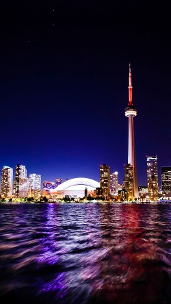 papers.co-mw70-toronto-lake-canada-city-night-view-33-iphone6-wallpaper