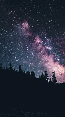papers.co-mx09-night-sky-dark-green-space-milkyway-star-nature-33-iphone6-wallpaper