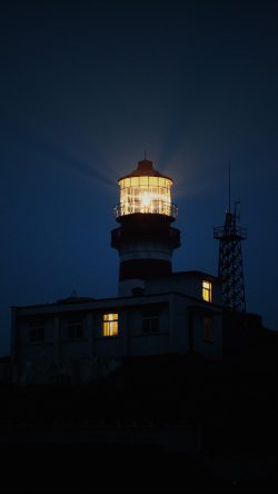 papers.co-nb55-night-sea-light-house-dark-33-iphone6-wallpaper