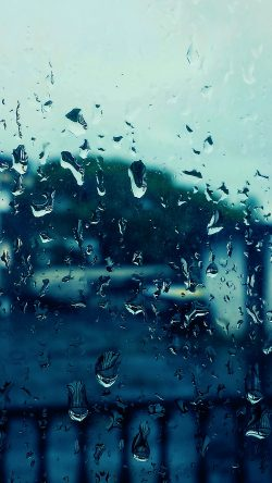 papers.co-nb71-rain-bokeh-window-drops-nature-33-iphone6-wallpaper